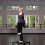 Dumbbell step-up 3