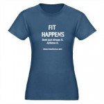 Fit Happens Short Sleeve Shirt