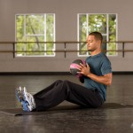 Seated Medicine Ball Trunk 1