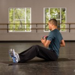 Seated Medicine Ball Trunk 2