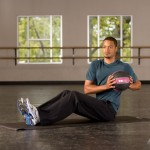 Seated Medicine Ball Trunk 3