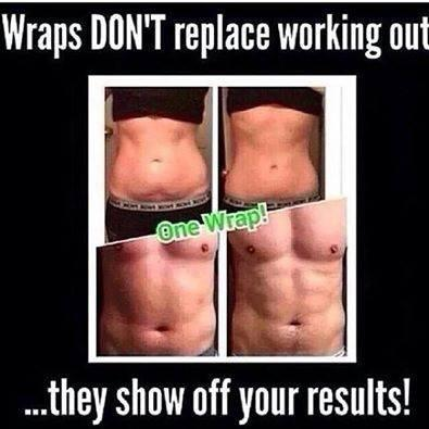 Wrap To Show off your results