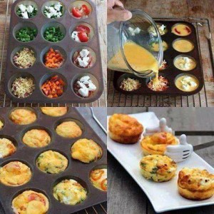 healthy egg muffin recipe